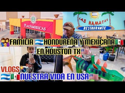 VÁMONOS A HOUSTON TX COMPRAS, DIVERSION, BUENOS RESTAURANTES, HICIMOS DE TODO / VLOGS MI VIDA EN USA