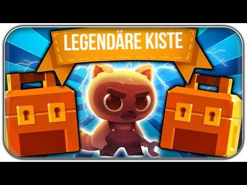 2 LEGENDÄRE KISTEN 4 LEGENDARY NEUES UPDATE | CATS Crash Arena Turbo Stars Let's Play Deutsch German