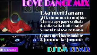 Nonstop love (old song)Dance mix by dj Bm Remix