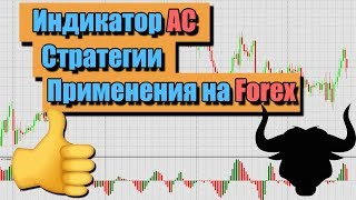 Индикатор AC - стратегии применения на Forex