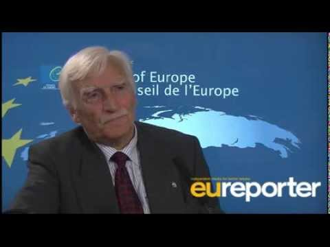 Peter von Kohl from the Council of Europe
