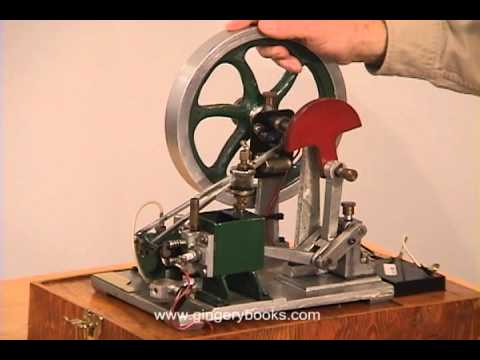 Gingery Atkinson Cycle Engine