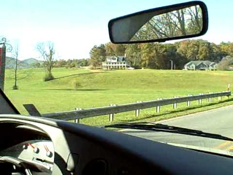 Driving to Folk School
