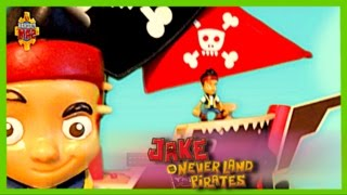 Jake Neverland Pirates Playset Toys Episode Fireman Sam Peppa Pig English Little Sunflowers