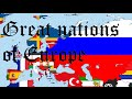 watch he video of The Great Nations Of Europe