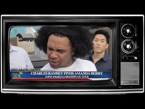 Charles Ramsey Interview (LONG VERSION) - Mike Epps Parody