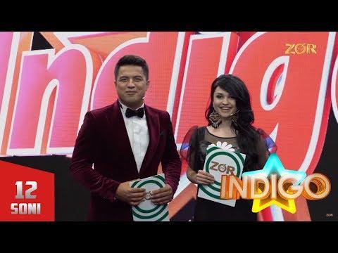 Indigo 12-soni (19.08.2017)