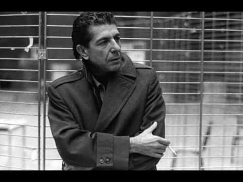 Closing Time  - - - Leonard Cohen
