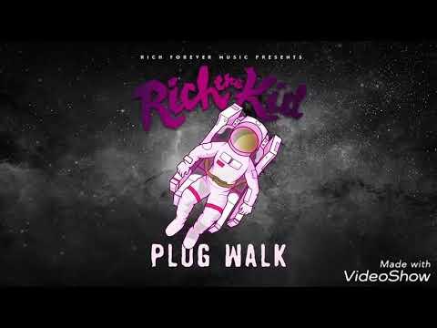 PLUG WALK audio (bass boosted)