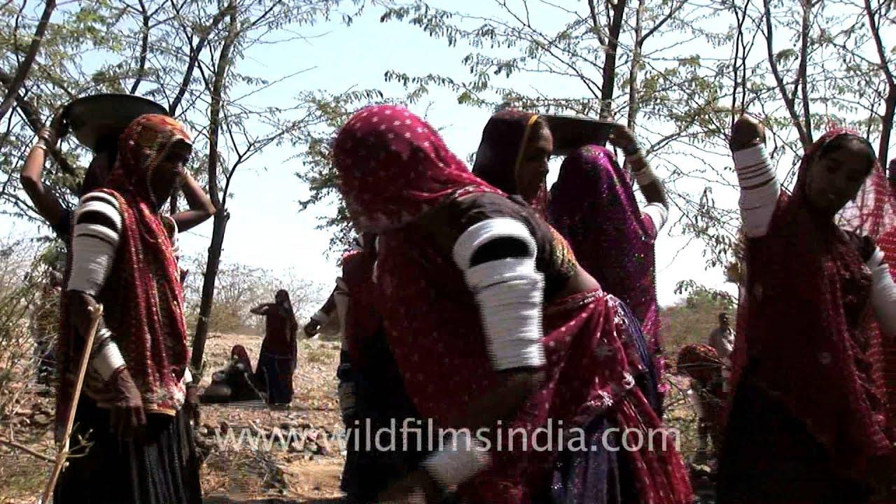 Women Labourers Of Nana Village Youtube