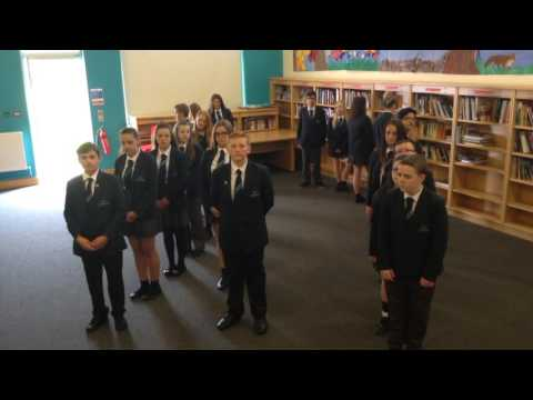 Salford City Academy Torch Relay Video #UnitedwithRio