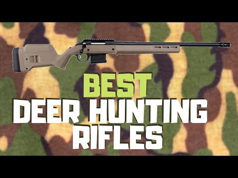 Best Deer Hunting Rifle | Top 10 Deer Hunting Rifles For The Money