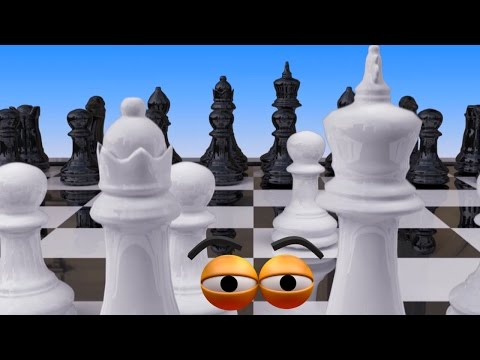 VIDS for KIDS in 3d (HD) - Chess Action Movie for Children – AapV