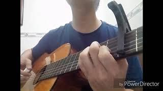 Thư về em gái thành đô - Guitar Phú Yên (Thu mộc, không amp, mic)