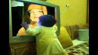 Colonel Muammar al-Gaddafi: In your Green House my Heart Lives