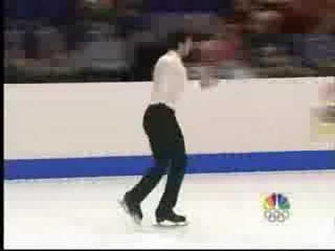 evan lysacek 2007 skate america long program