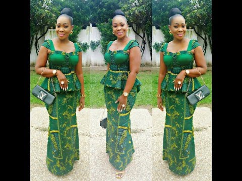 Latest Ankara Styles on Instagram That will Make You Look Classical