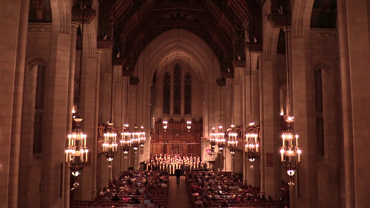 Hymn of Peace - Fourth Presbyterian Church Chicago CCHS Choir - Mary  McDonald