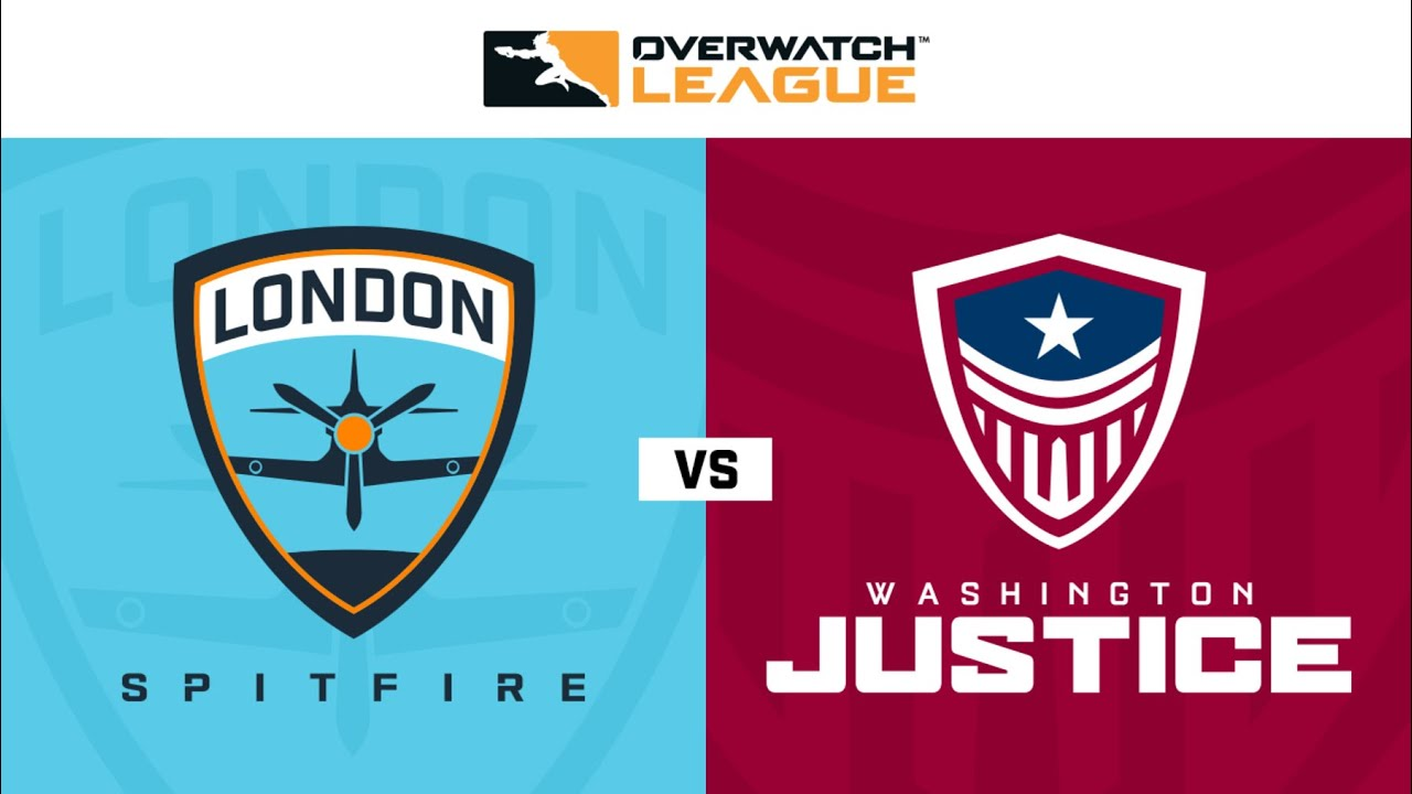 London Spitfire vs Washington Justice | Hosted by Washington Justice | Week 3 Day 2