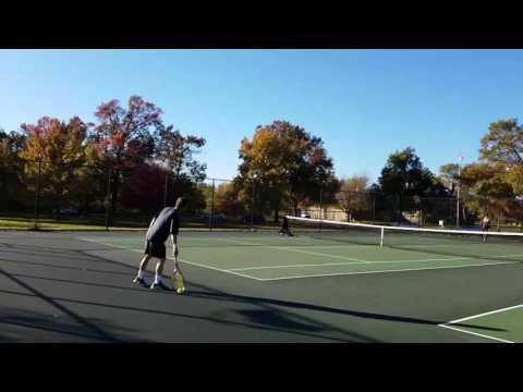 2016 3.5 Tennis Final FDR Park, Philadelphia, PA