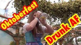 Drew gets Drunk AF at Oktoberfest in Germany