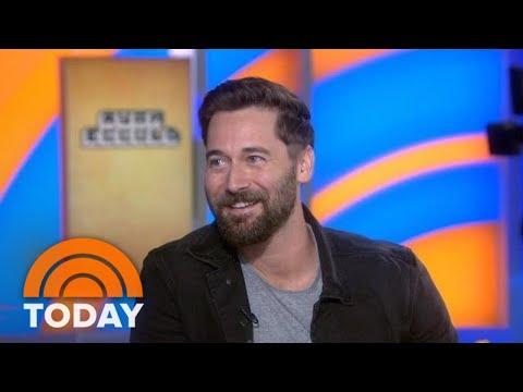 Ryan Eggold Talks About Starring In Spike Lee's Film, 'BlacKkKlansman'  TODAY