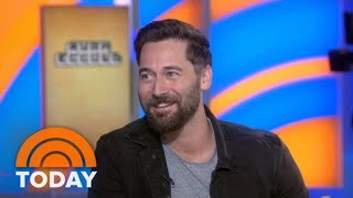 Ryan Eggold Talks About Starring In Spike Lee's Film, 'BlacKkKlansman' | TODAY