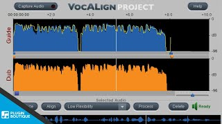 VocALign Project 3 by Synchro Arts | Automatic Dialogue Replacement VST Plugin Tutorial