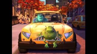 мультфильм Disney - Новая машина Майка | Короткометражки Студии PIXAR [том1] | про машину монстрика