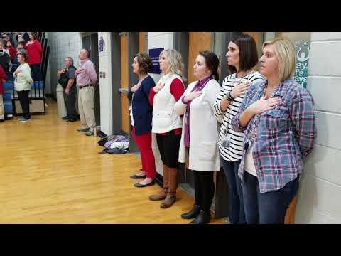 Allardt Elementary School Veterans Day Program