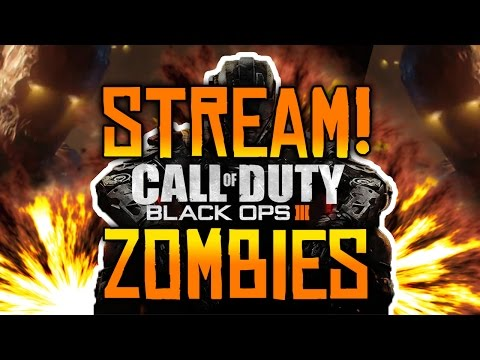 BLACK OPS 3 | ZOMBIES | ATTEMPT 1