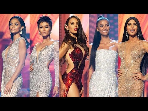 Miss Universe 2019 Top 5 March Predictions Youtube