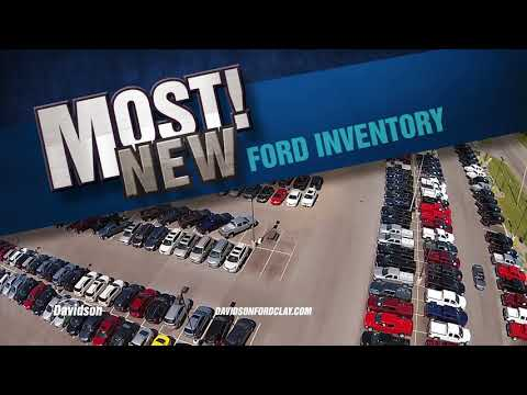 Ford Clay The Most! 2018 Ford F150!