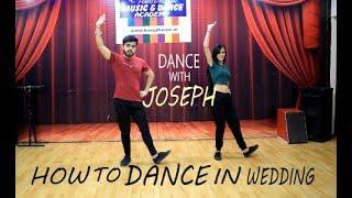 Morni Banke Dance Tutorial Step By Step   Badhaai Ho   Bollywood   Joseph Martin Choreography