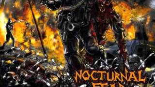 Nocturnal Fear- Russian Roulette