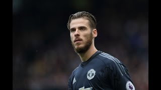 Man Utd transfer news: Red Devils set David de Gea asking price