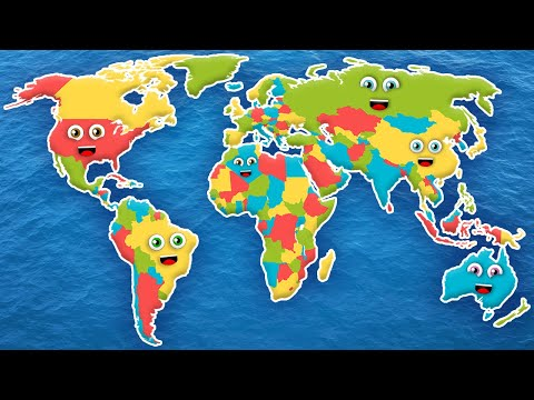 Countries of the World Geography/Countries of the World Song