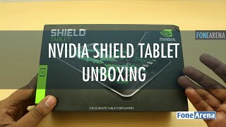 NVIDIA SHIELD Tablet Unboxing - Tegra K1 with 192 Core GeForce Kepler GPU