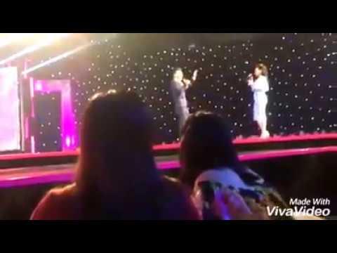 Chị 4 Cẩm Ly live Chim trắng mồ côi với Thí sinh Tuyệt đỉnh song ca 2017