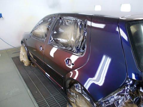 Limpieza de coche - 3 part 4