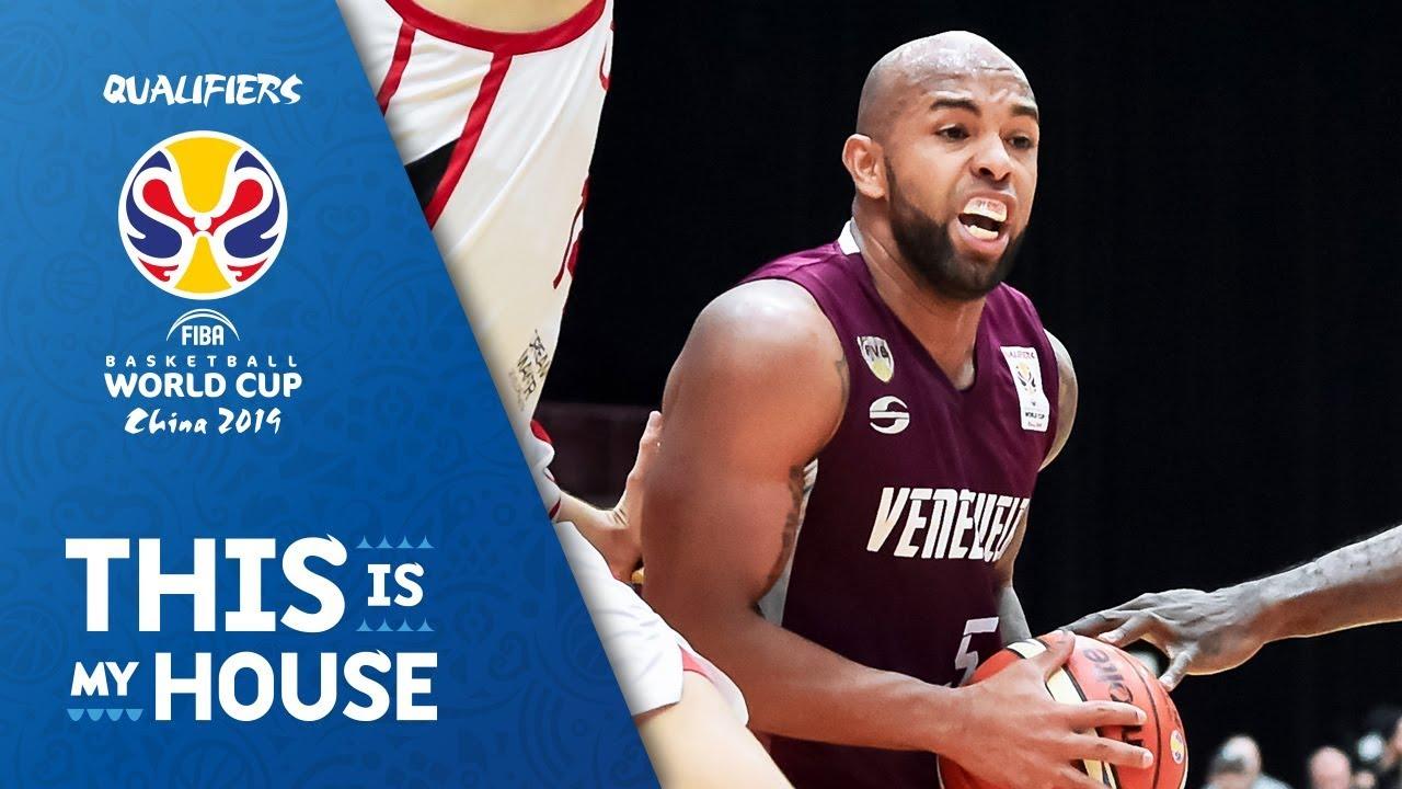 Venezuela's Best Plays of the FIBA Basketball World Cup 2019