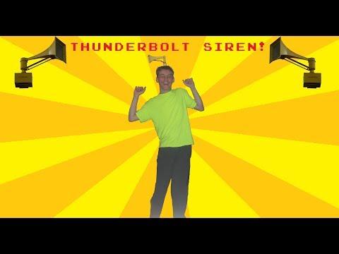 """i'm thunderbolt"" (caramelldansen parody) new version with new lyrics."
