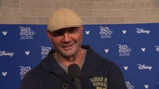 Marvel's Avengers: Infinity War: Dave Bautista D23 Expo Interview