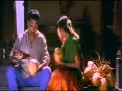 pachani chilukalu thodunte song from bharathiyudu