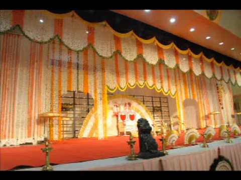 Stage Decorations Wedding Planner Kerala Event Company