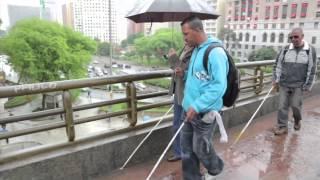 CN | Calçadas - Deficientes visuais