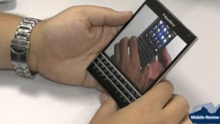 Видеообзор BlackBerry Passport
