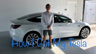 How I Got My Tesla At 22 Years Old