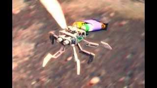 Cyberfly test fly
