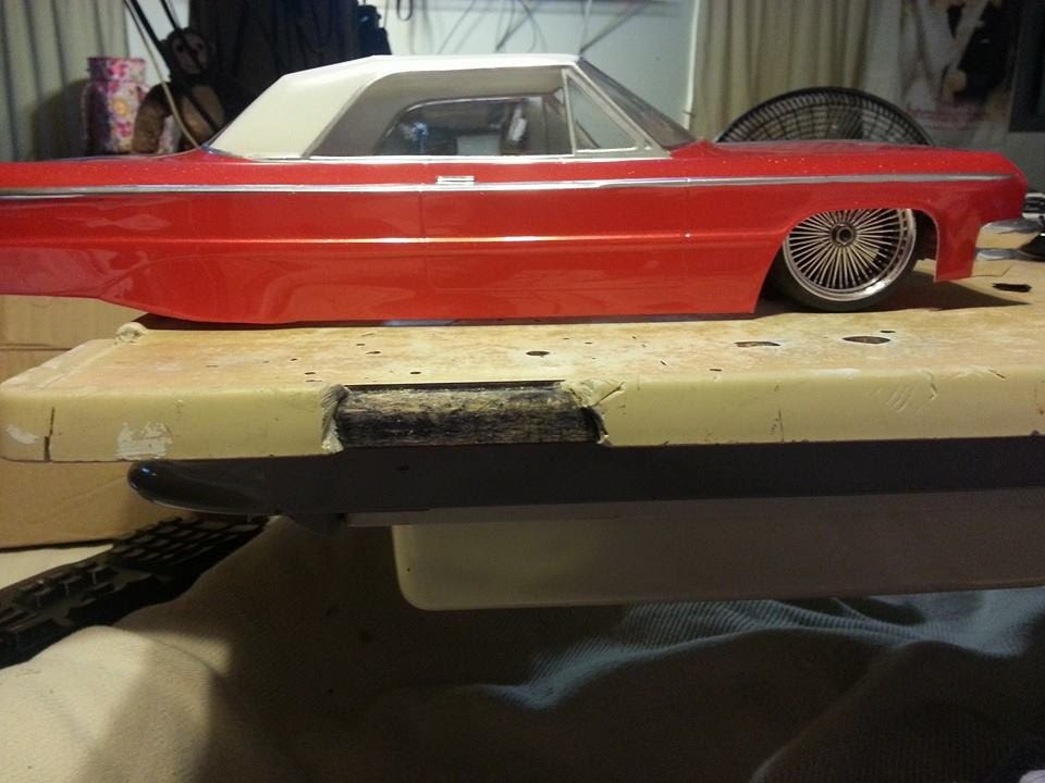 Purchase used 1964 Chevy Impala SS Lowrider W/ Hydraulics ... |Impala Hydraulics